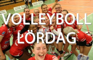 Volley-lördag